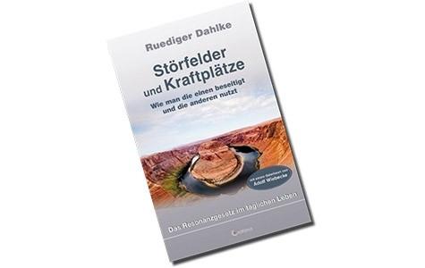 """Dr. Ruediger Dahlke Buch """"Störfelder und Kraftplätze"""""""